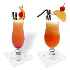 Hurricane-Gläser