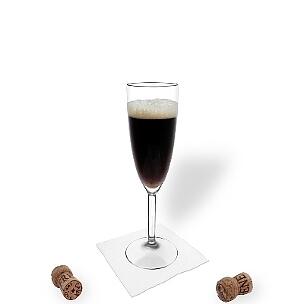 Alle Champagnergläser eignen sich für Black Velvet.