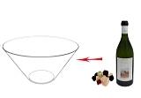 Früchtebowle Zubereitung: Mischen