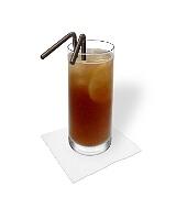 Long Island Ice Tea Zubereitung: Servieren