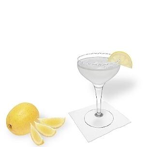 Eine weitere großartige Option für Margarita, eine Cocktailschale.