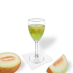 Alle Weingläser eignen sich hervorragend für eine Melonenbowle.