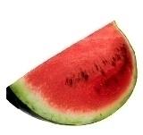 Watermelon Margarita Zubereitung: Wassermelone zubereiten