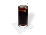 Whisky Cola Zubereitung: Servieren